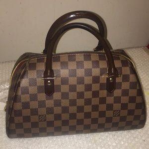 💯 Authentic Louis Vuitton Ribera MM